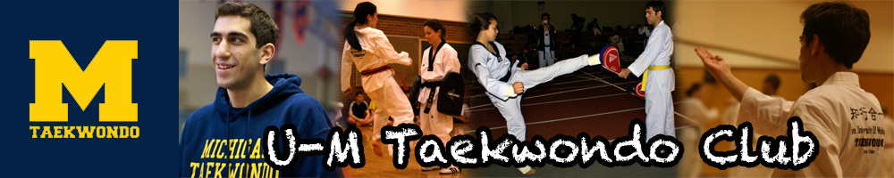 University of Michigan Taekwondo Club